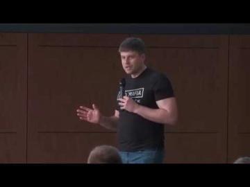 КОРУС Консалтинг: Как и зачем работать со стартапами. Дмитрий Калаев