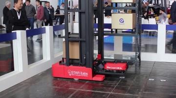 SkladcomTV: Роботы Hangcha для фулфилмента! Роботы на складе! Китайцы научились делать складскую тех