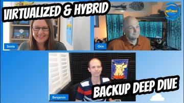 Virtualized: OPS105 Virtualized and Hybrid Backup Deep Dive - видео