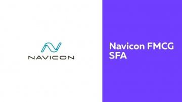 NaviCon: Navicon FMCG SFA - презентация