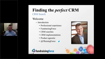 CRM: Finding the perfect CRM - видео