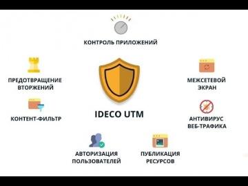 Айдеко: Ideco UTM - межсетевой экран нового поколения