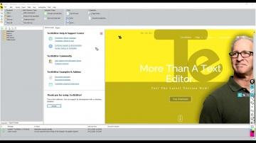 TechEditor: версия 1.0.0 | Обзор новой среды разработки технической документации - видео