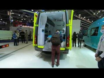 Цифровизация: COMTRANS 2021 - Водород и цифровизация автопарков - видео