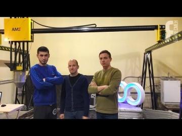 СКБ Контур: ЯБ2018 Cтроительная 3D печать