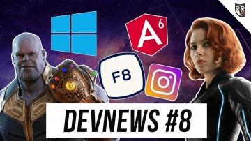 LoftBlog: Windows Update, Angular 6, Instagram, Facebook F8, Мстители от Marvel - видео