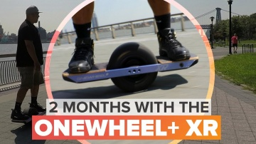 CNET: Onewheel+ XR review: 257 miles later