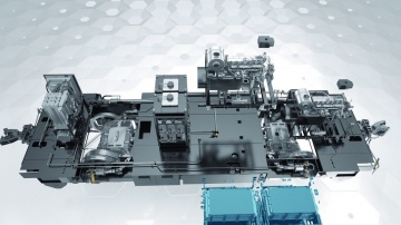 Первый цифровой: ТЭМ5Х – первый представитель новой линейки гибридных локомотивов ТМХ и группы компа