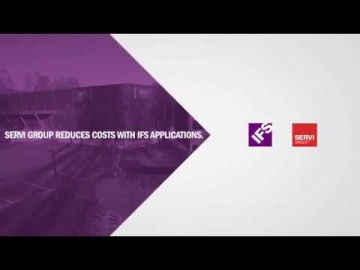 Servi Group decreases delivery times with IFS Applications