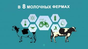 Цифровизация: «Smart ферма 2020». Цифровизация ферм - видео