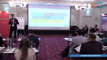 E-learning Russia Summit 2014. ГК CDC и Samsung