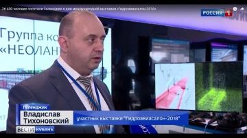 НЕОЛАНТ: Интервью Тихоновского Владислава о назначении ПАК «Улей» для телеканала «Россия»