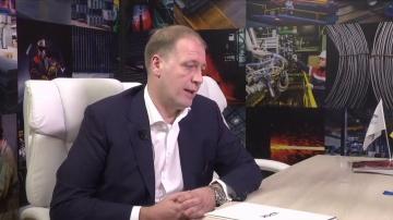 КРОК: ИТ в металлургии (видеоинтервью О. Терехова изданию Металлоснабжение и сбыт)