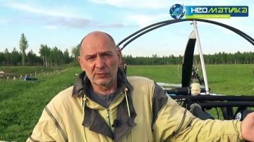ADM50 глазами пилота. Чемпионат России СЛА-мото 2017