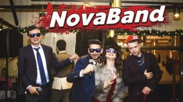 Novardis: NovaBand - Цвет настроения красный
