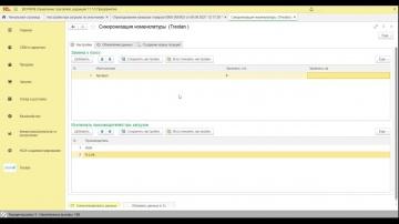 Разработка 1С: Интеграция 1с и Treolan (поставщик) - видео