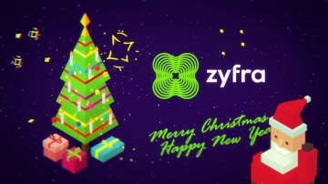 Цифра: Merry Christmas and a jolly New Year!