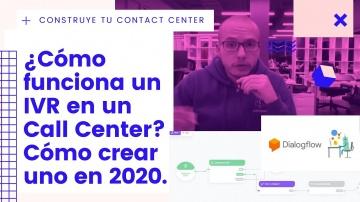voximplant: ☎ ¿Como funciona un IVR en un Call Center?
