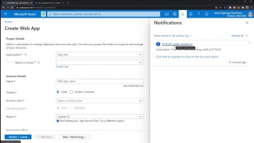C#: c# - Это просто. Создание и размещение проекта DotNet Core API в Microsoft Azure за 10 минут - в