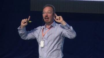 Цифровизация: лекция Евгения Кузнецова 'Технологическая сингулярность - видео
