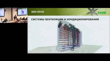 Доклад «Об автоматизации офиса и использовании BIM-модели»