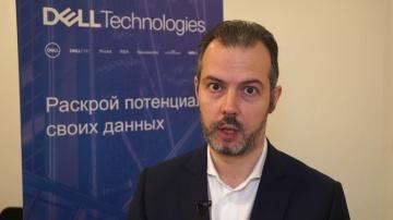 JsonTV: Павел Карнаух, Dell Technologies: Новые решения для хранения, управления и защиты данных