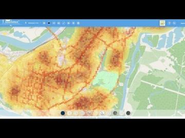 ГИС: Геоаналитика в государственном управлении (вебинар Visiology и Geointellect) - видео