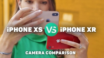 CNET: iPhone XR vs. iPhone XS camera comparison