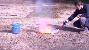 Layta: Огнетушитель нового поколения «ПРОТЕКТ» (Fire Suppression Systems)