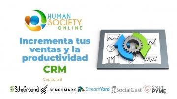 CRM: Incrementa tus ventas y la productividad el CRM - видео
