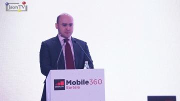 JsonTV: GSMA Mobile 360 – Евразия - Алексей Корня, МТС