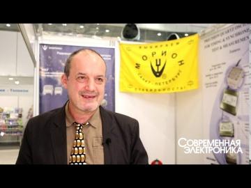 soel.ru: «Морион» на ChipEXPO-2020. Интервью с Аркадием Никоновым и Сергеем Батышевым - видео