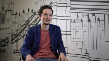 ICL: Software development meetup в ICL. Интервью с Андреем Макаровым - видео