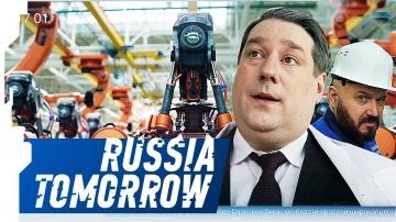 BIRCHPUNK - RUSSIA TOMORROW NEWS // РОССИЯ ЗАВТРА: НОВОСТИ