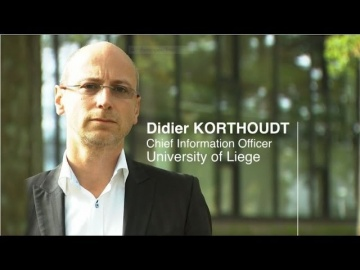 Check Point: Customer Success: The University of Liege Uses To Boost Network Security
