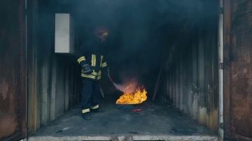 """Layta: Принцип работы огнетушителя ГОАП """"ПРОТЕКТ"""" FSS для погашения очагов возгорания"""