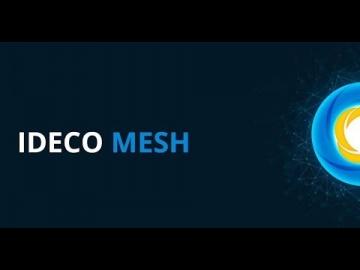 Айдеко: Wi-Fi Mesh-сети для быстрого развертывания в сложных условиях - решение Айдеко