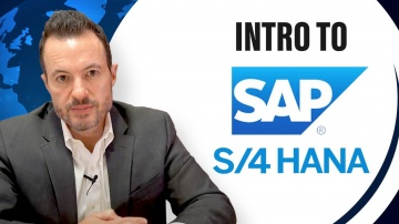 What is SAP S/4HANA? : Introduction to SAP | Overview of SAP ERP