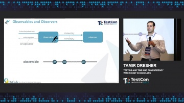 DATA MINER: Tamir Dresher - Testing and Time and Concurrency With Rx.NET Schedulers