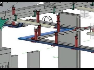 BIM: Проектирование кабеленесущих систем в Autodesk Revit , как часть создания BIM-модели объекта -
