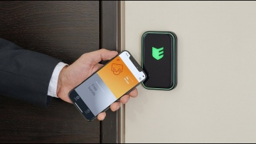 ISBC Group: ESMART® Reader NEO for mobile access control