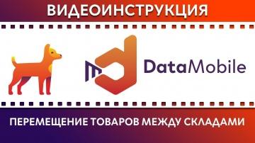 СКАНПОРТ: DataMobile: Урок № 33. Перемещение товаров между складами