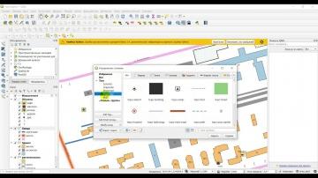 ГИС: Топографические условные знаки для QGIS 3 - видео