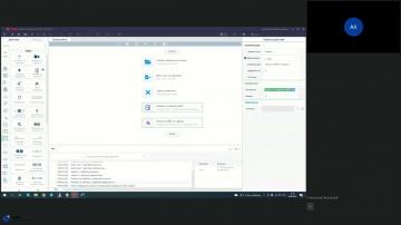 RPA: Обучение по новой версии Robin (RPA) 2.0 (Сессия 2) - видео